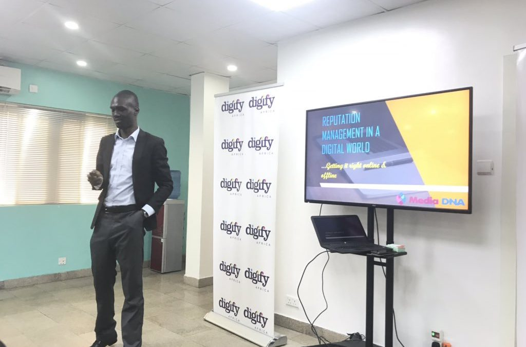 Lead Strategist of Media DNA at DigifyAfrica (Picture News)